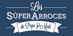 Los Súper Arroces de Pepe y Mati Logo