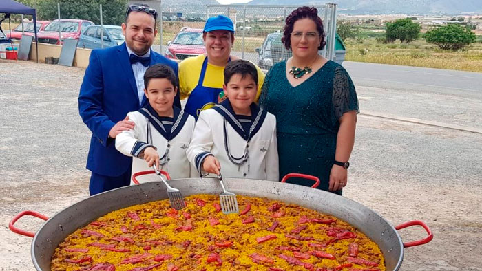 paella-130-personas-cartagena